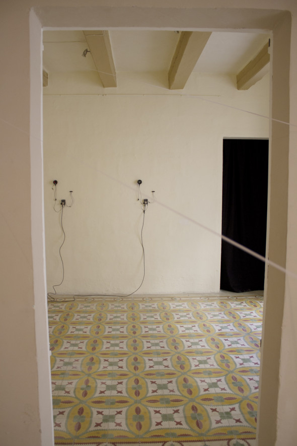 Sound room from room 1 lores